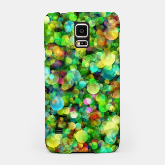 Thumbnail image of Spring Colorful Bokeh Circle blur Samsung Case, Live Heroes