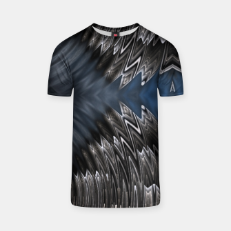 Thumbnail image of FractilusCity Pattern111937 T-shirt, Live Heroes