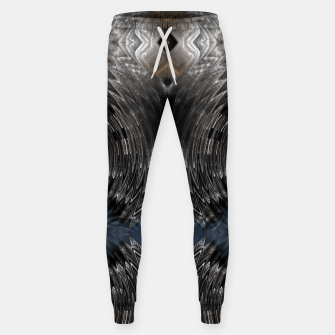 Thumbnail image of FractilusCity Pattern111937 Cotton sweatpants, Live Heroes