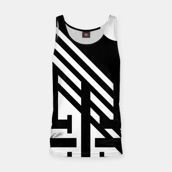 Thumbnail image of GEOMix Moon Tank Top, Live Heroes