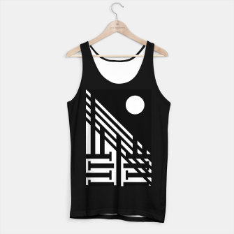 Thumbnail image of GEOMix Moon Tank Top regular, Live Heroes