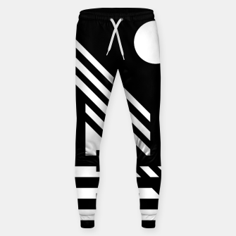 Thumbnail image of GEOMix Moon Cotton sweatpants, Live Heroes