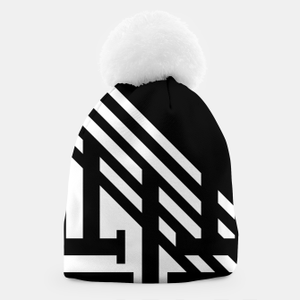 Thumbnail image of GEOMix Moon Beanie, Live Heroes