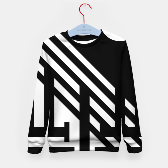 Thumbnail image of GEOMix Moon Kid's sweater, Live Heroes
