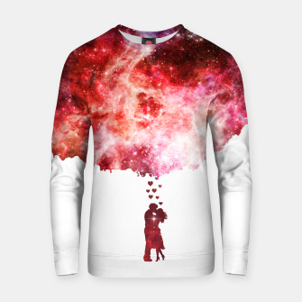 Miniatur Love is in the...space Cotton sweater, Live Heroes