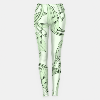 Thumbnail image of Blossom Bloom Leggings, Live Heroes