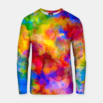 Color Freak Holi Clouds Cotton sweater thumbnail image