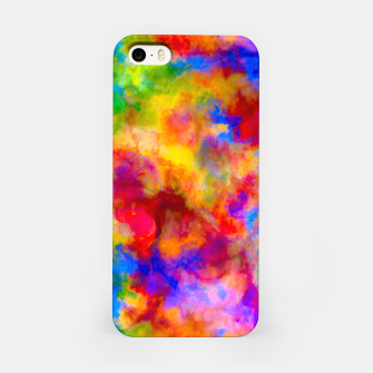 Color Freak Holi Clouds iPhone Case thumbnail image