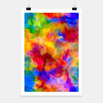 Color Freak Holi Clouds Poster thumbnail image