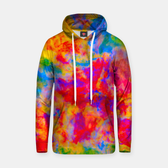 Thumbnail image of Color Freak Holi Clouds Phase Two Cotton hoodie, Live Heroes