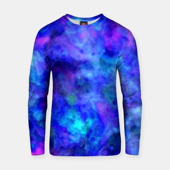 Thumbnail image of Color Freak Holi Clouds Heavens Above Cotton sweater, Live Heroes