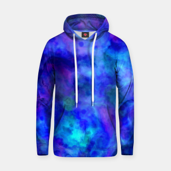 Thumbnail image of Color Freak Holi Clouds Heavens Above Cotton hoodie, Live Heroes