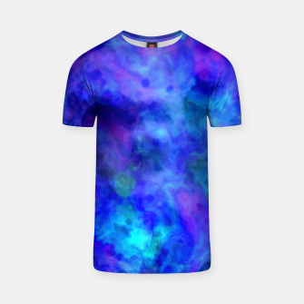 Thumbnail image of Color Freak Holi Clouds Heavens Above T-shirt, Live Heroes