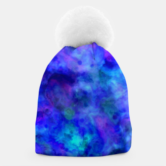 Thumbnail image of Color Freak Holi Clouds Heavens Above Beanie, Live Heroes