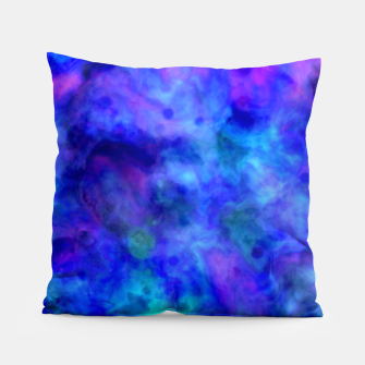 Thumbnail image of Color Freak Holi Clouds Heavens Above Pillow, Live Heroes