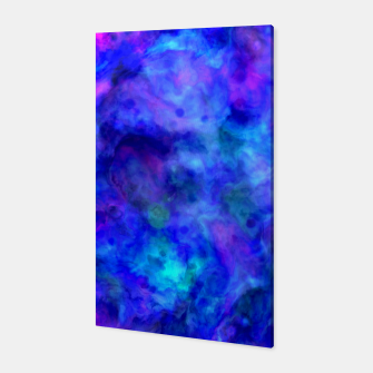 Thumbnail image of Color Freak Holi Clouds Heavens Above Canvas, Live Heroes