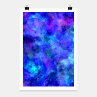 Thumbnail image of Color Freak Holi Clouds Heavens Above Poster, Live Heroes