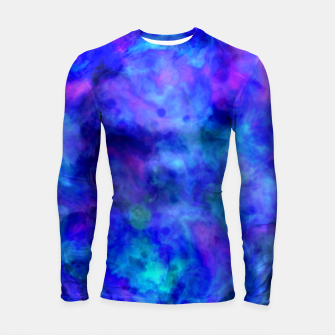 Thumbnail image of Color Freak Holi Clouds Heavens Above Longsleeve rashguard , Live Heroes