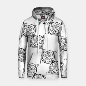 Thumbnail image of Art Deco Architecture Cotton hoodie, Live Heroes