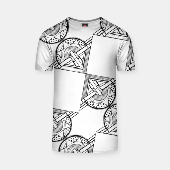 Thumbnail image of Art Deco Architecture T-shirt, Live Heroes