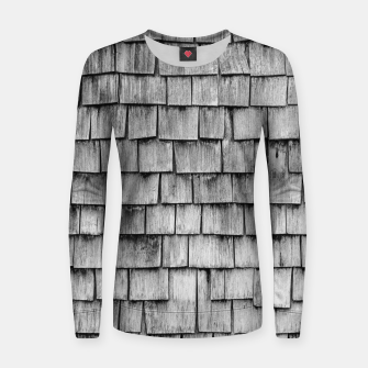 Thumbnail image of SHELTER / 2 Woman cotton sweater, Live Heroes