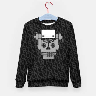 Writer's Block Kid's sweater thumbnail image