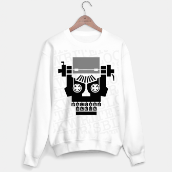 Thumbnail image of Writer's Block II Sweater regular, Live Heroes