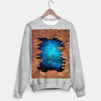 Thumbnail image of Worm Hole Sweater regular, Live Heroes