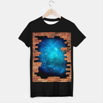 Thumbnail image of Worm Hole T-shirt regular, Live Heroes