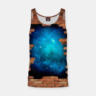 Thumbnail image of Worm Hole Tank Top, Live Heroes