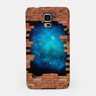 Thumbnail image of Worm Hole Samsung Case, Live Heroes