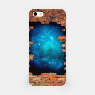 Thumbnail image of Worm Hole iPhone Case, Live Heroes