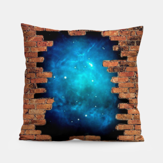 Thumbnail image of Worm Hole Pillow, Live Heroes