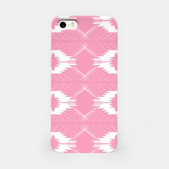 Thumbnail image of iPhone case, pink white Luxury elements , Live Heroes