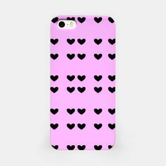 Thumbnail image of iPhone love hearts, Pink edition, Live Heroes