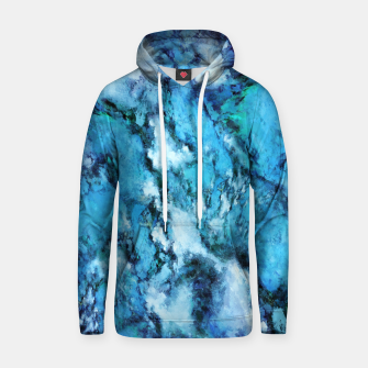 Thumbnail image of Cold switch Cotton hoodie, Live Heroes