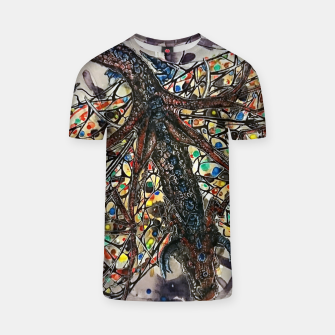Thumbnail image of Butterfly dragon T-shirt, Live Heroes
