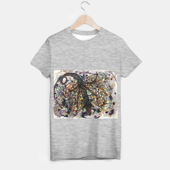 Thumbnail image of Butterfly dragon T-shirt regular, Live Heroes