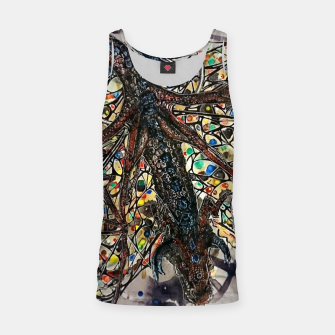 Thumbnail image of Butterfly dragon Tank Top, Live Heroes