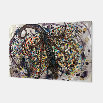 Thumbnail image of Butterfly dragon Canvas, Live Heroes