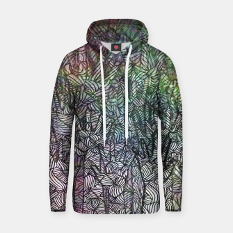 Thumbnail image of handsup Cotton hoodie, Live Heroes