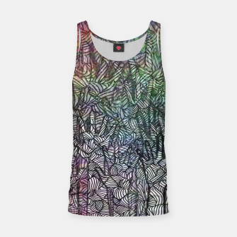 Thumbnail image of handsup Tank Top, Live Heroes