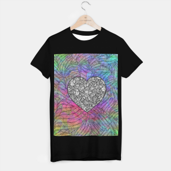 heart T-shirt regular thumbnail image