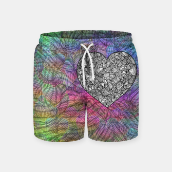 heart Swim Shorts thumbnail image