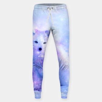 Miniaturka Arctic Iceland Fox Cotton sweatpants, Live Heroes