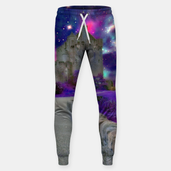 Miniaturka Space Castle Cotton sweatpants, Live Heroes