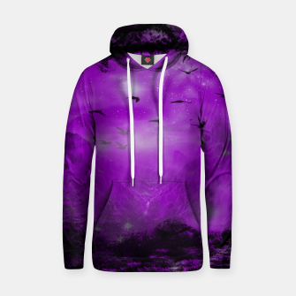 Miniaturka The Purple Forest Cotton hoodie, Live Heroes