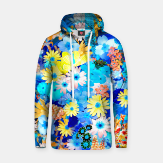Miniaturka Floral dream Cotton hoodie, Live Heroes