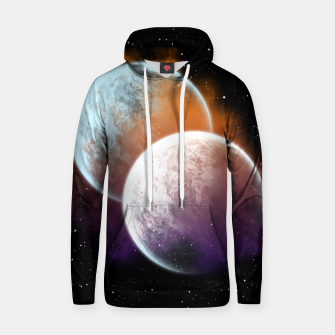 Miniaturka Together Forever Planets Cotton hoodie, Live Heroes