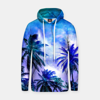 Island Nights Cotton hoodie obraz miniatury